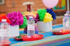 Mexican Fiesta Birthday Party Ideas | Photo 3 of 17 | Catch My Party
