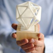 Design your own 3D-printed trophy