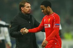 End of an era: Rodgers told Sterling over the phone Liverpool had accepted an offer