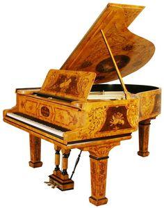 19th Century Steinway & Sons Baby Grand Piano