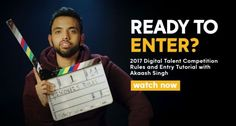 The American Broadcasting Company is now offering the ABC Discovers: Digital Talent Competition that is administrated by the LeadDog Marketing GroupThe contest is only open to legal residents of the 50 United States and the District of Columbia who are at least 18 years old and who possess the unrestricted right to work in the United States. One (1) Grand Prize Winner will win a one year $25,000 talent deal with ABC.