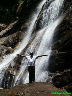 www.antelopesafaris.com Tour Guide, Safari, Waterfall, Tours, Outdoor, Outdoors, Outdoor Life, Garden, Waterfalls