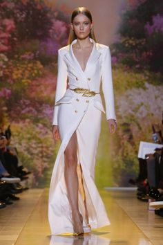 Arab Fashion Designers at Paris Haute Couture Fashion Week Spring 2014
