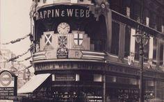 From small silversmith to internationally renowned silverware and jewellery brand: trace the development of the Mappin & Webb brand Jewelry Branding, Europe, Feelings, Destruction, Crown, Jewellery, Corona, Jewels, Schmuck