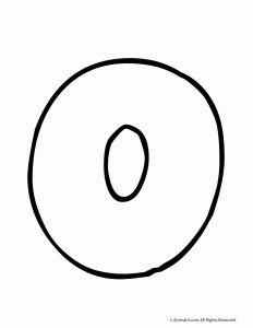 Bubble Letter O