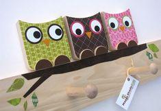 Home-Dzine - Cute wooden owls