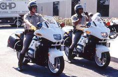 CHiP'S : Ponch et Jon en BMW R1100 RT, le saviez-vous ?!