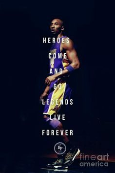 Kobe Bryant Heroes And Legends Kobe Quotes, Kobe Bryant Quotes, Basketball Kobe, Basketball Players, Basketball Quotes, Basketball Captions, Basketball Pictures, Kobe Bryant Family, Lakers Kobe Bryant