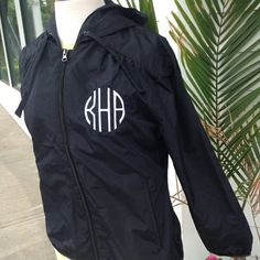 Rhs Cheer Pullover Windbreakers By Polkadotsmg On Etsy