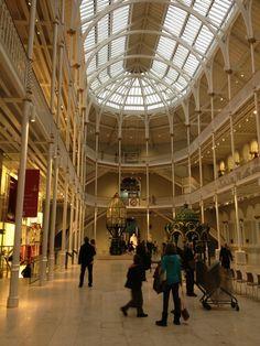 National Museum of Scotland in Edinburgh, Edinburgh
