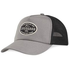 GET LOST MOUNTAINS MESH BACK CHILL CAP