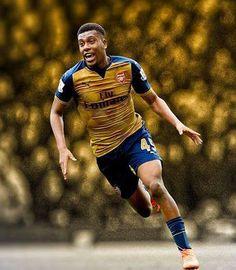 Alex Iwobi #Arsenal