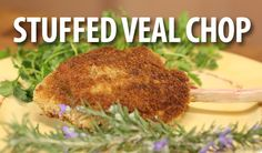 Delicious Lobel's of new York Veal Chop stuffed with Fontina Cheese and Bresaola, then breaded and pan fried to perfection. You are going to love this recipe! #MyLobels                                                                                                                                                                                                                                                                                                                                                                                                                                                                                                                                                             by BigMeat Sunday