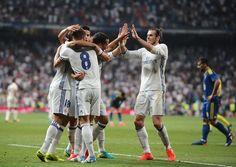 Morata y Kroos dan victoria al Real Madrid