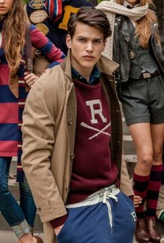 Rugby Ralph #Lauren #menswear  Like our FB page https://www.facebook.com/effstyle