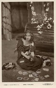 gypsy & tarot cards