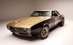 '67 Smokey Yunick Camaro