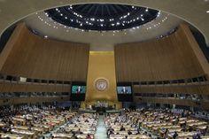 Cumhurbaşkanı Tayyip Erdoğan, ABD'de düzenlenen Birleşmiş Milletler 72. Genel Kurul Toplantısı'nda konuştu.