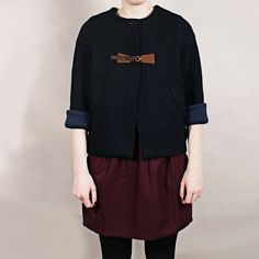 Sessun Lakeland in Navy-http://www.glassboutique.co.uk/womens-fashion/clothing/sessun-lakeland-navy