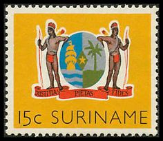 Surinam 283 Mint VF NH - bidStart (item 34952079 in Stamps, Latin & South America. Postage Stamps, South America, Colonial, Countries, Mint, Peppermint, Stamps
