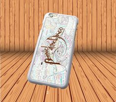 Panic at the Disco Lyric for iPhone 7 Hard Case Back Cover Laser Technology #designyourcasebyme