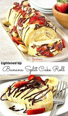 Skinny Banana Split