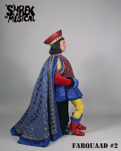 Farquaad Costume, Side (Broadway)