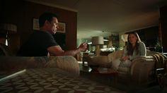 "Shut Eye 1x03 ""The Fool"" - Charlie Haverford (Jeffrey Donovan) & Linda Haverford (KaDee Strickland)"
