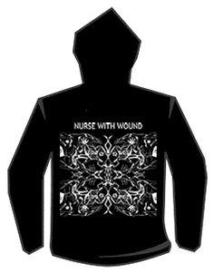 Nurse With Wound - zipper hoodie
