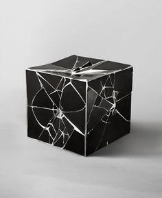 efedra:  Cube, 2009 by Zhanna Kadyrova