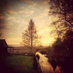 Wandeling. #weerriben #staatsbosbeheer #kalenberg#sunset #dutch_connextion