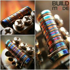 «Such a beautiful build amazing work by @aldy56 #coilarchitects #coilporn…