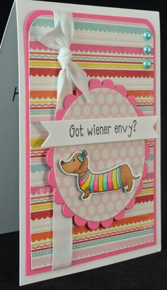 Hippymom Creations: Got wiener envy?