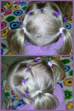 easy toddler hair