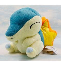 Pokemon Cyndaquill Peluche Banpresto Plush pocket monster