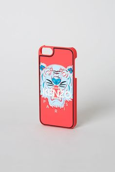 coque iphone 5 5s tigre kenzo coques kenzo femme e shop kenzo kenzo pinterest kenzo. Black Bedroom Furniture Sets. Home Design Ideas