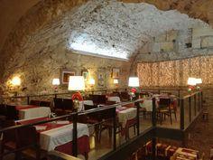 Resultado de imagen de restaurant les voltes tarragona