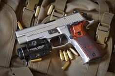 All sizes | Sig P226 Stainless Elite | Flickr - Photo Sharing!