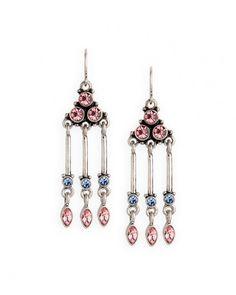 Modern Vintage Earrings - JewelMint