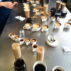 when squad likes coffee