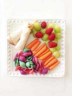 Lily's Lunch Box (Week 2) - Rainbow Shells — The Skinny Fork