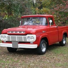 A Brief History Of Ford Trucks – Best Worst Car Insurance Classic Ford Trucks, Ford Pickup Trucks, Vintage Trucks, Old Trucks, Lmc Truck, Classic Car Insurance, Old Pickup, Jeeps, Pedal Cars