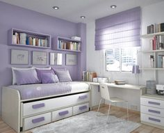 7 elegant small teen bedroom ideas | kids room | pinterest | small
