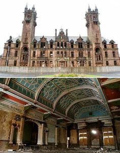 Gartloch Insane Asylum, Glasgow Haunted Highlands: 7 Abandoned Wonders of Scotland