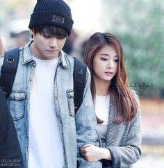 Jungkook dating taehyung