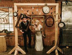 Alice in Wonderland Meets Peaky Blinders LA Warehouse Wedding Peaky Blinders Theme, Lavender Wedding Colors, Dream Wedding, Wedding Day, Wedding Things, Alice In Wonderland Theme, Warehouse Wedding, Decorated Shoes, Walking Down The Aisle