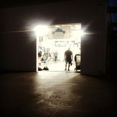 #CrossFit by Candlelight @Caroline Guerin