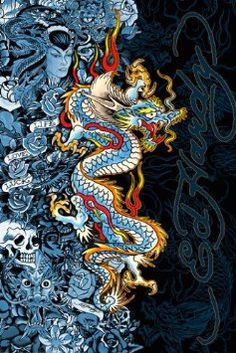 1000 images about ed hardy on pinterest ed hardy tattoos jeep seat covers and skulls. Black Bedroom Furniture Sets. Home Design Ideas