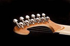 Sundlof Guitars headstock back
