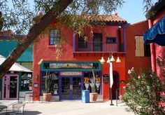 Free and Low Cost Things to Do in Tucson, Arizona: Tucson Visitors Center in Scenic Downtown Tucson